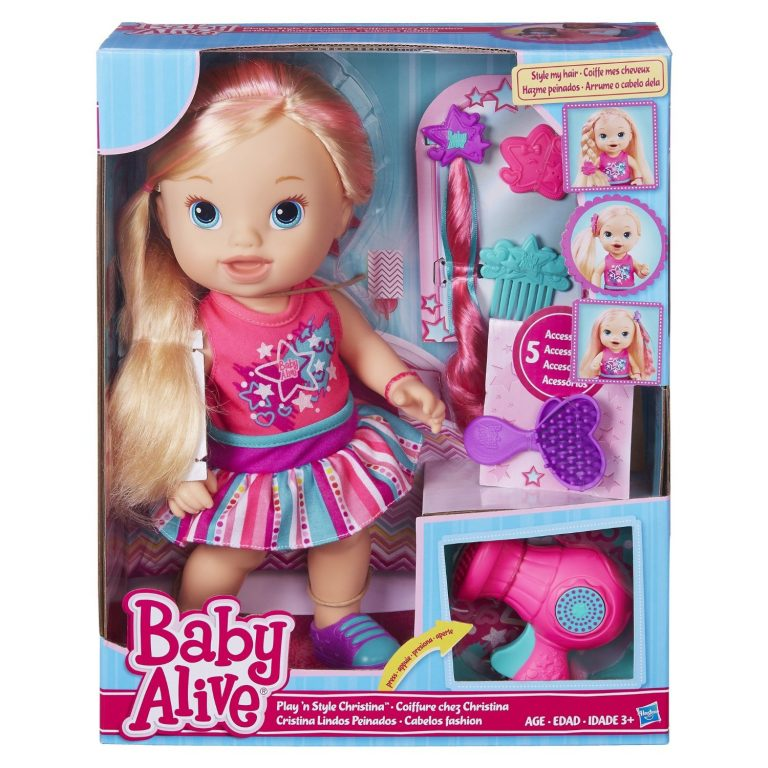 Top 10 Best Baby Alive Dolls Your Daughter Really Likes