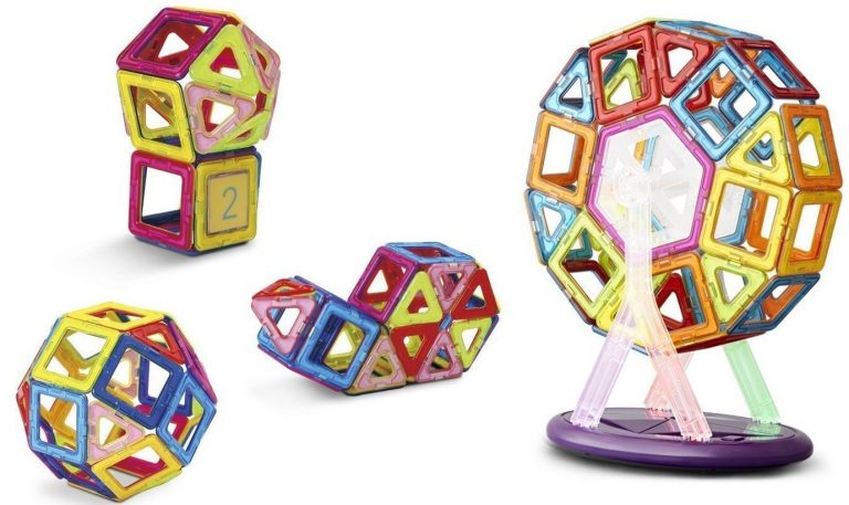 Best Magnetic Toys In 2017 Reviews