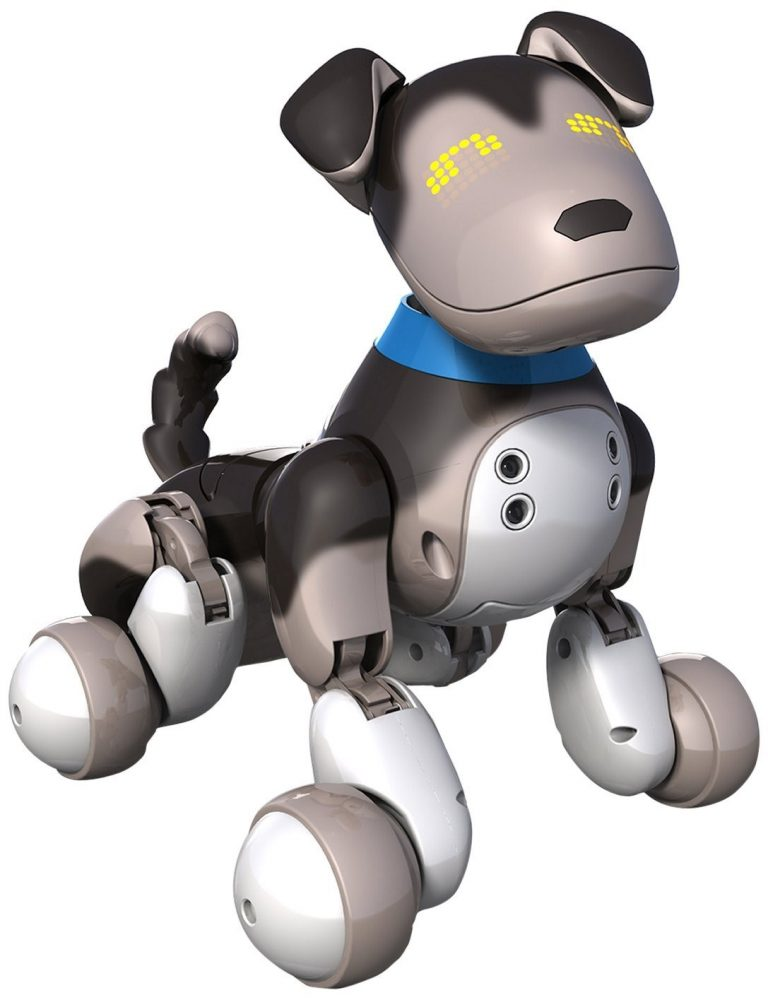 Robot Dog Toy That Could Sit