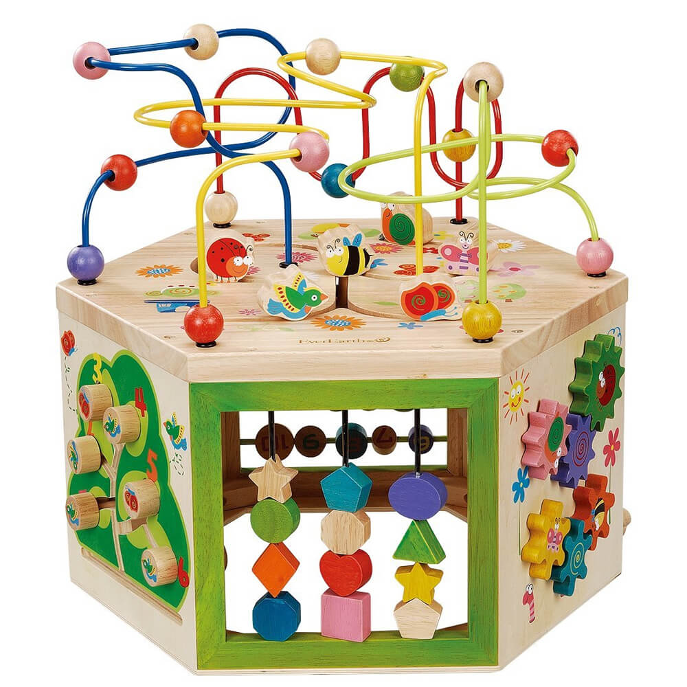 EverEarth EE33285 Garden Activity Cube