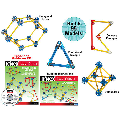 K'NEX Education - Intermediate Math and Geometry