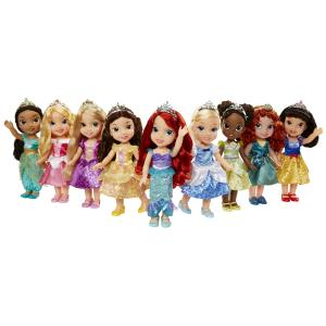 My First Disney Princess Toddler Dolls